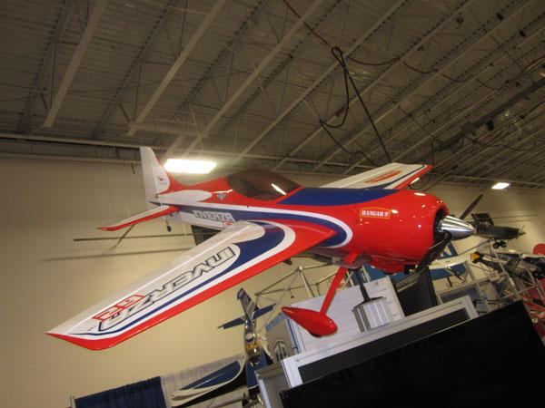Inverza 62 ARF from Hangar 9