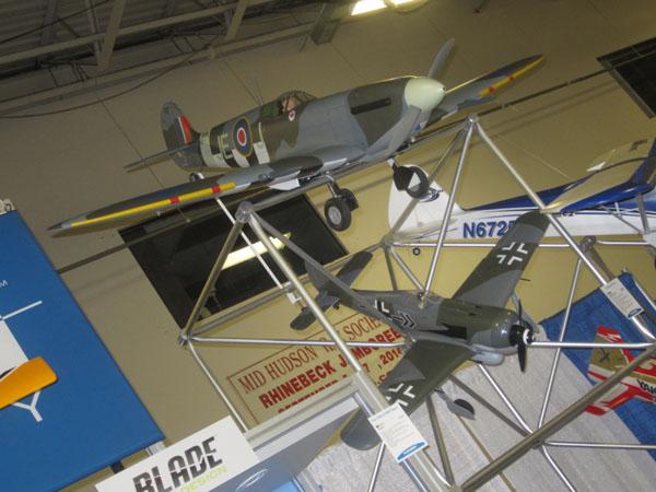 30cc Spitfire from Hangar 9