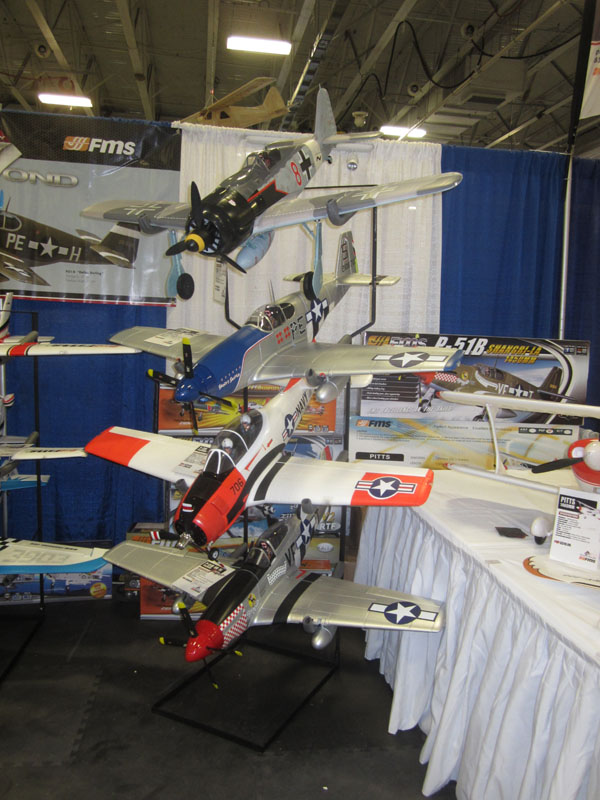 More FMS Warbirds