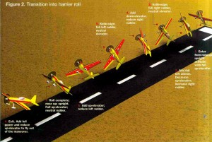 Freestyle Move: The Harrier Roll