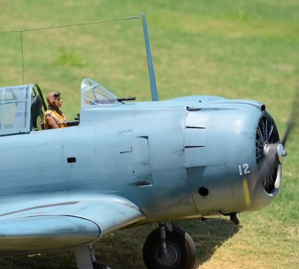 Road to Top Gun: SBD Dauntless Dive Bomber