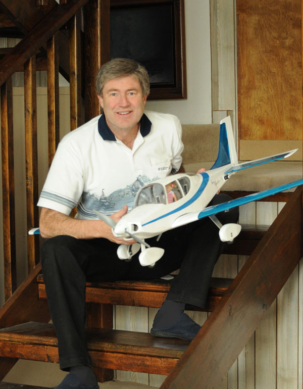 Sky Skooter -- Model Airplane News Construction Article Details and Materials