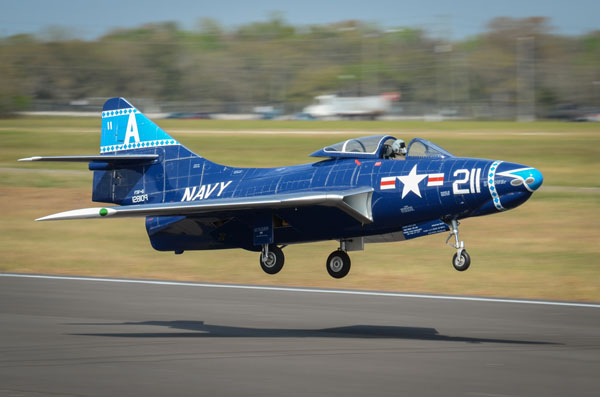 Florida Jets -- In the Winner's Circle and a Sneak Peek from the Flightline