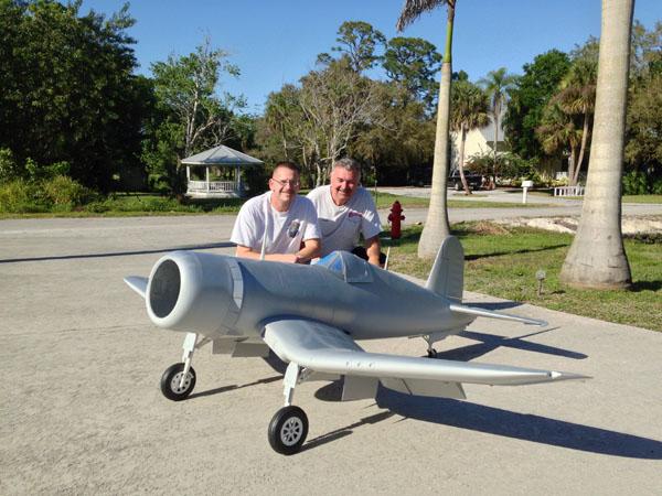 Road to Top Gun — Reconstructed Corsair