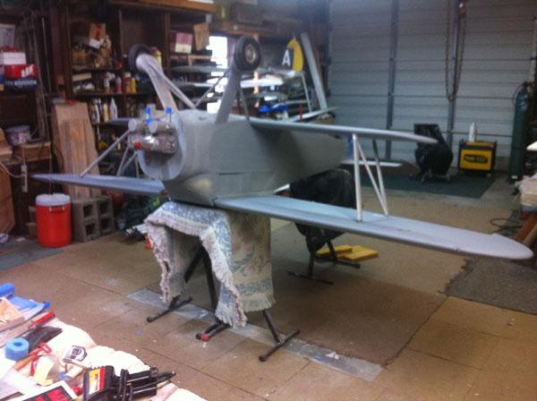 Desert Aircraft 150cc