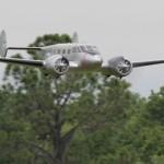 Dennis Crooks C-45 flown in the Pro-Am Prop class.