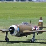 This P-47 is Eduardo Esteves' flown in Pro-Am Prop.