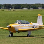 Mike Barbee's T-34B, Top Gun 2013 winner for Best Gas Performance.