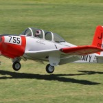 Flown in Expert Class this T-34B Mentor was the work of Rod Synder.