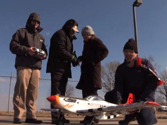 U.S. Navy fuels RC plane with SEAWATER!