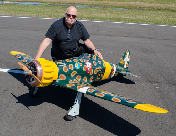 Road to Top Gun — Frank Tiano's Macchi 200