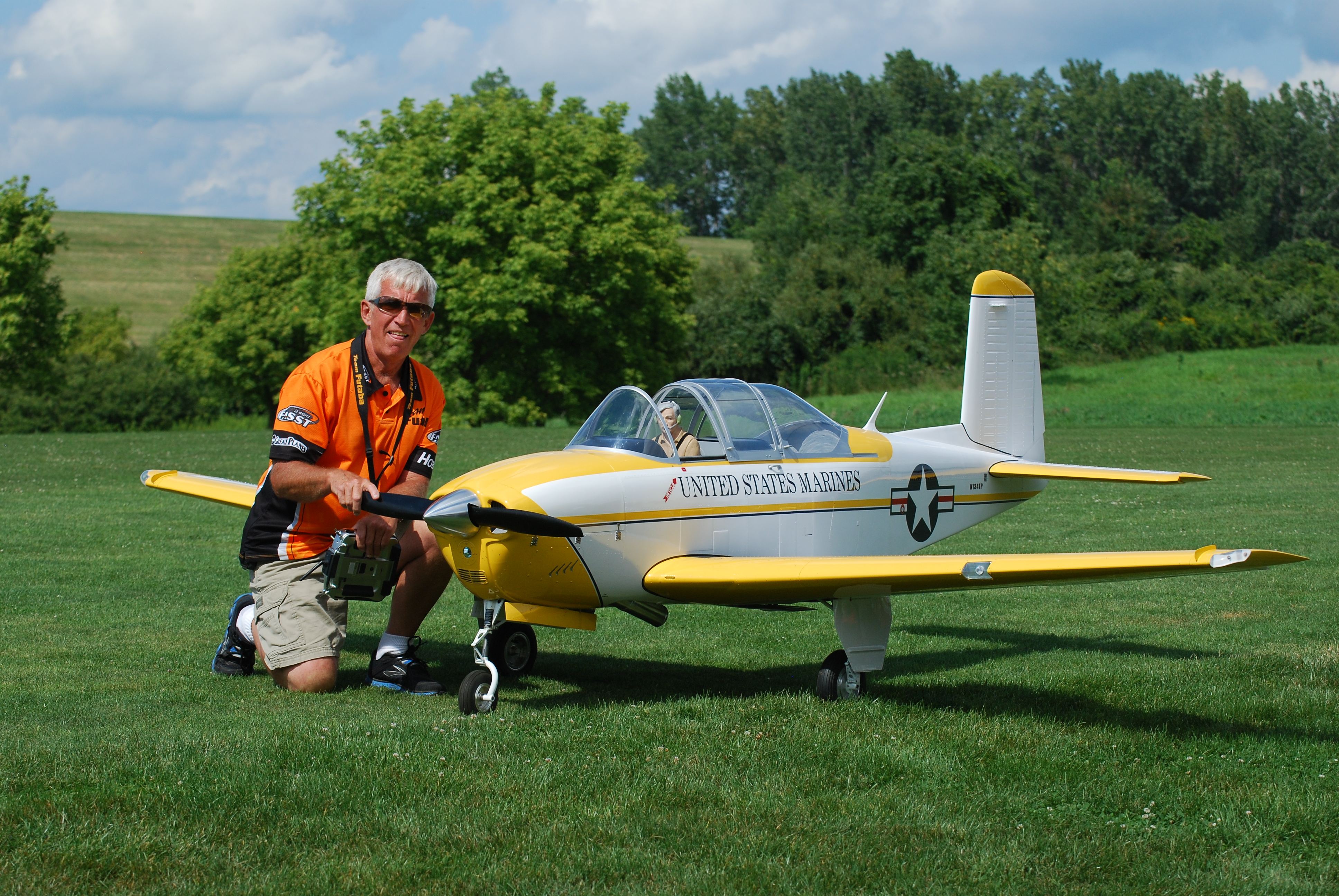 Road to Top Gun — Mike Barbee's T-34-B Mentor