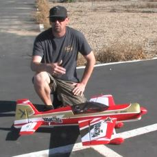 Sneak Peak Video — The New E-flite Carbon-Z Yak