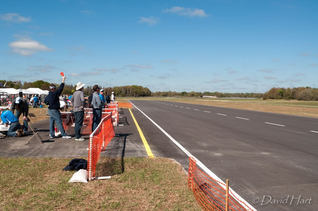 1 Day until Top Gun! — New Runway awaits Scale Competitors