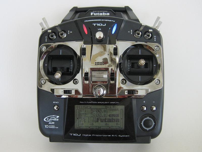 Futaba T10J Radio