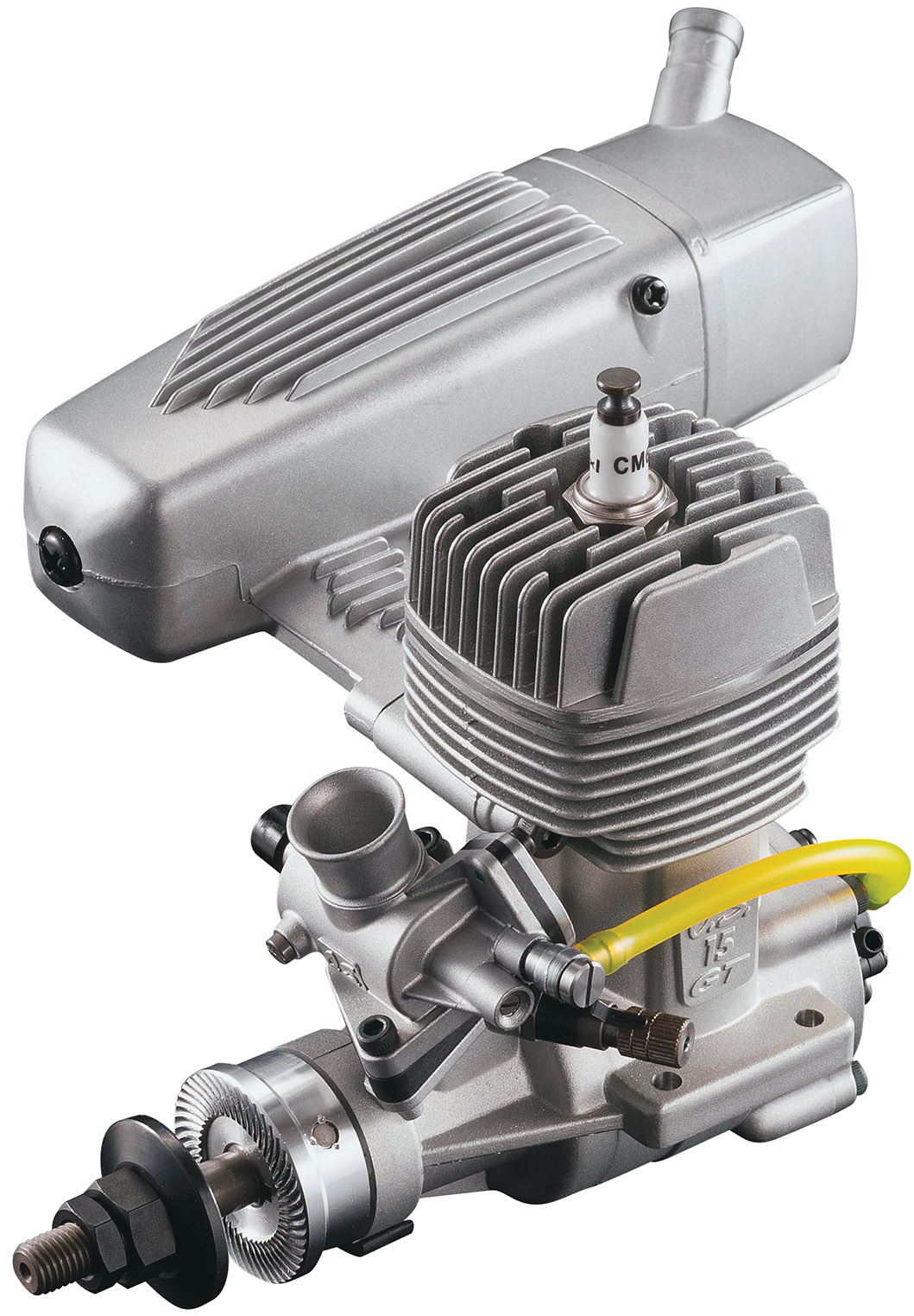 SmallBlock RC Gas Engine Guide A New Generation of compact – Diagram Of An Rc Nitro Engine