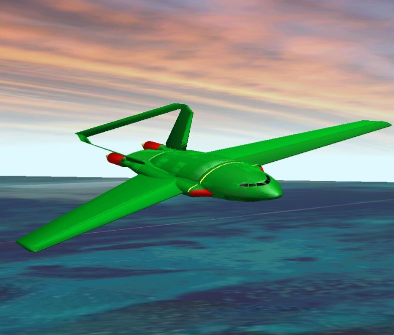 Thunderbird 2 — Fantasy Slope Soarer