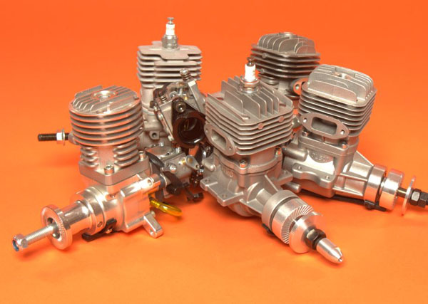 Small-Block RC Gas Engine Guide — A New Generation of compact Power!
