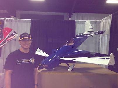 Hot new 50cc Extra from Aerobeez at RCX