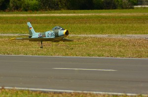 broke sabre landing