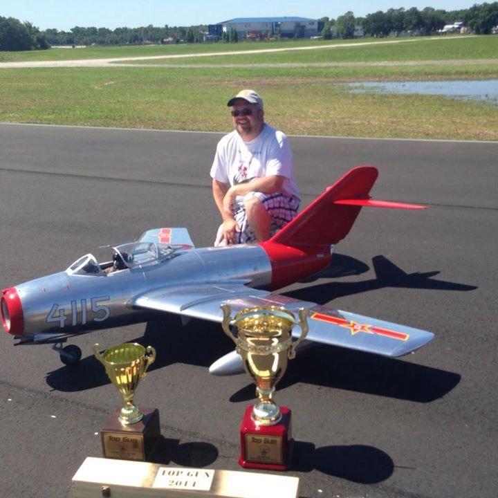 Mr. Top Gun: David Ribbe & his MiG-15bis