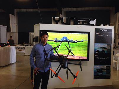 Rotor Drone revolution at RCX!