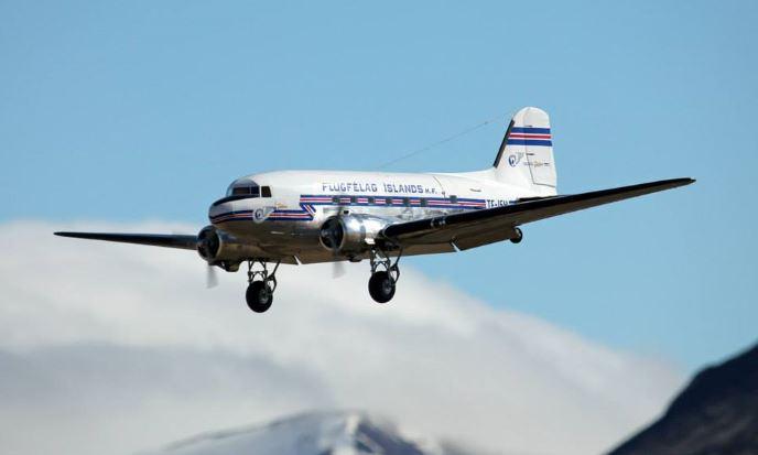 First Flight! DC-3 Masterpiece