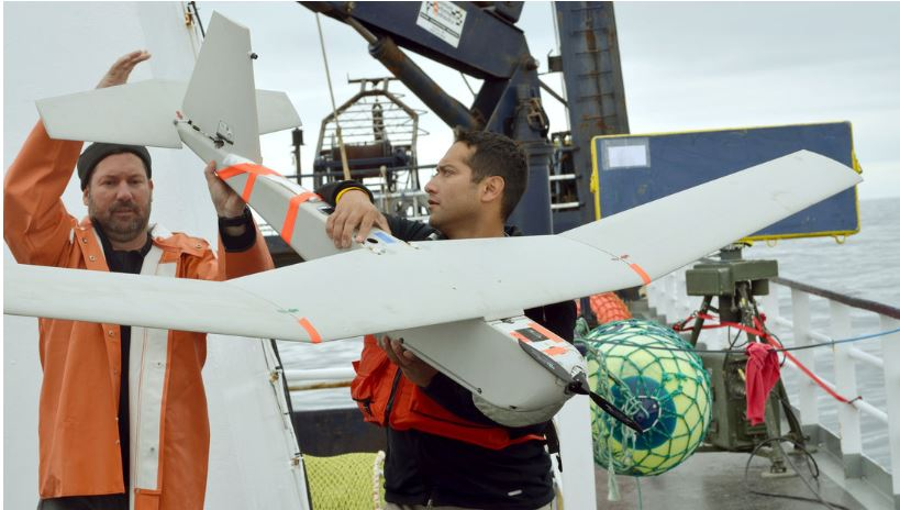 FAA approves drone flights over U.S.