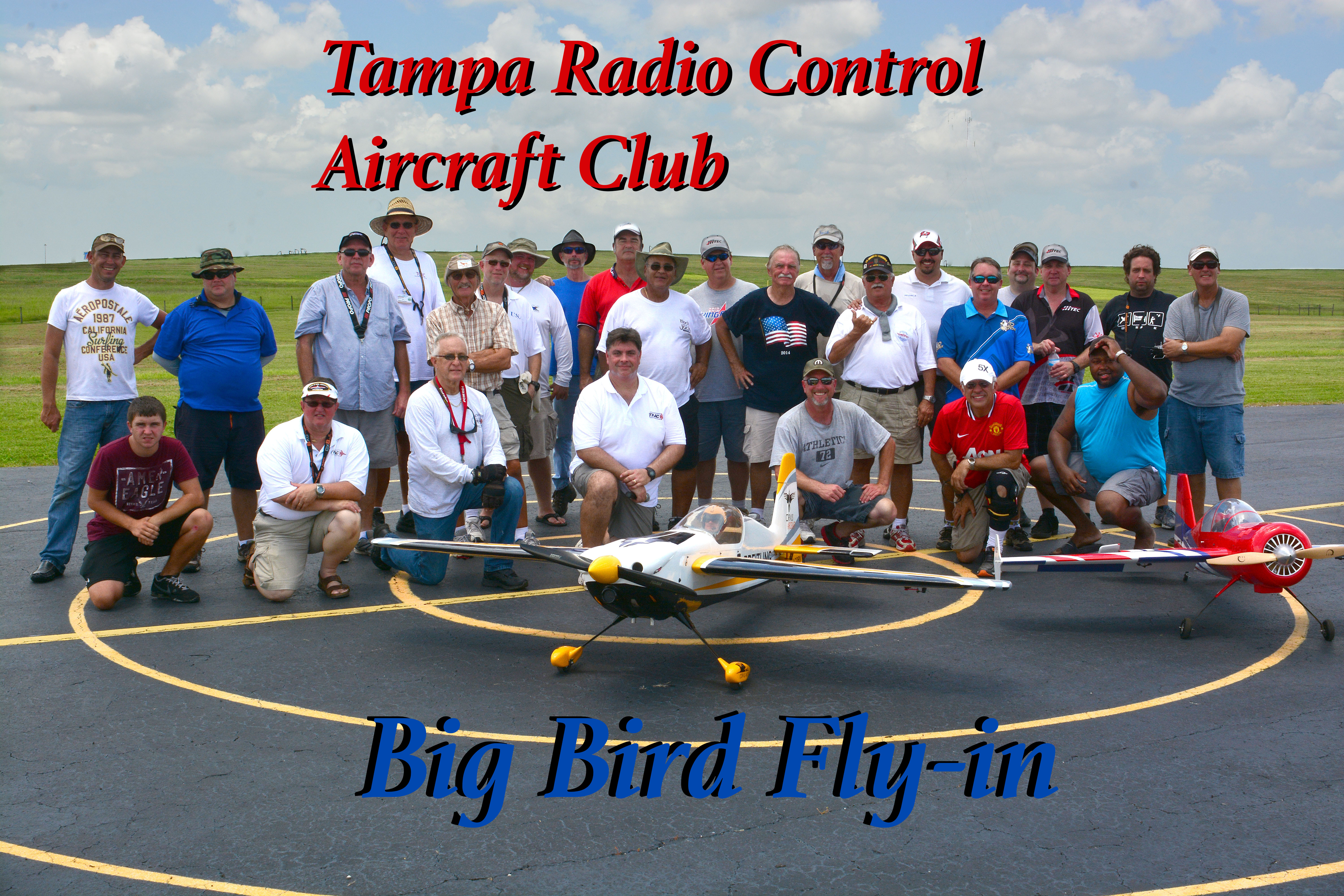 Tampa's TRAC Big Bird Fly In
