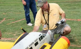 RC Model Airplane Gas Engines