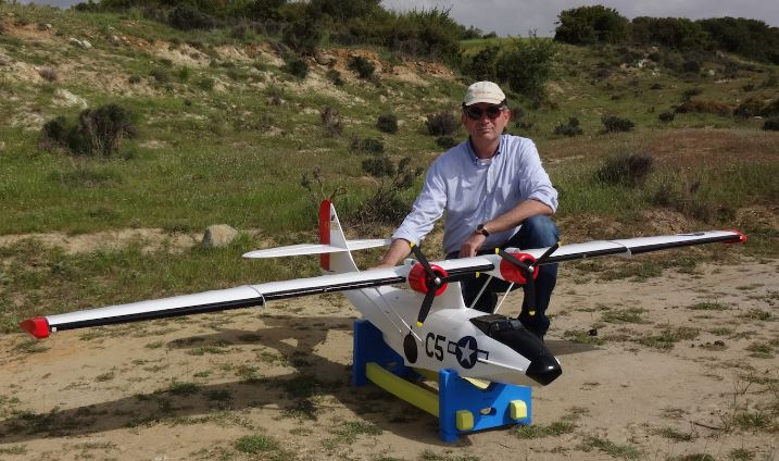 King of Cats: 100-inch Catalina - Model Airplane News