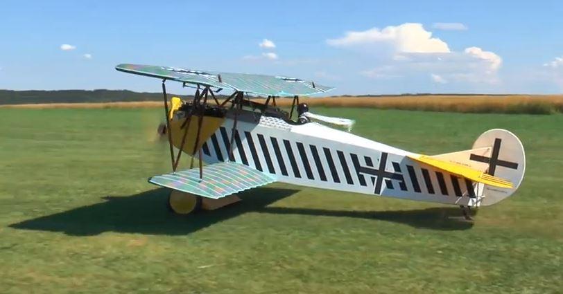 Fantastic Fokker