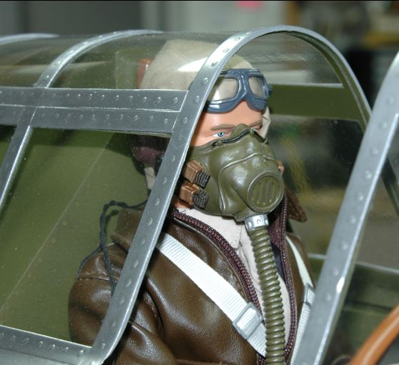 Frank Tiano Enterprises Dogfighter Pilot Figure