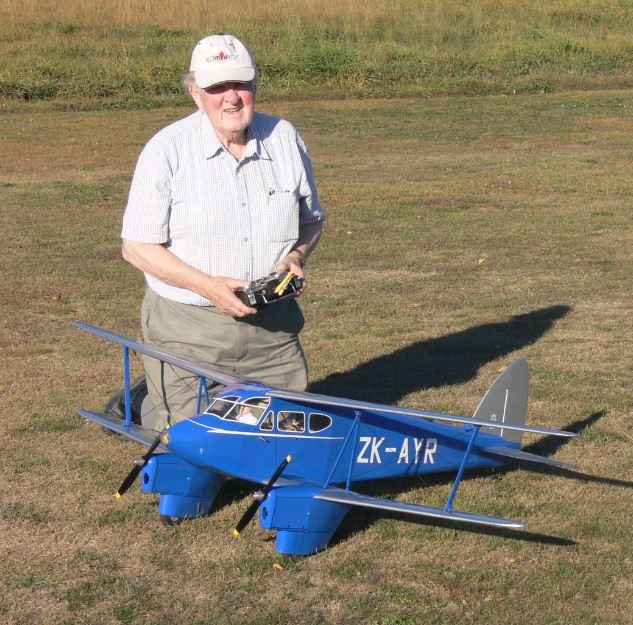 Homebuilt Project — Construction Article Extras — de Havilland DH90 Dragonfly