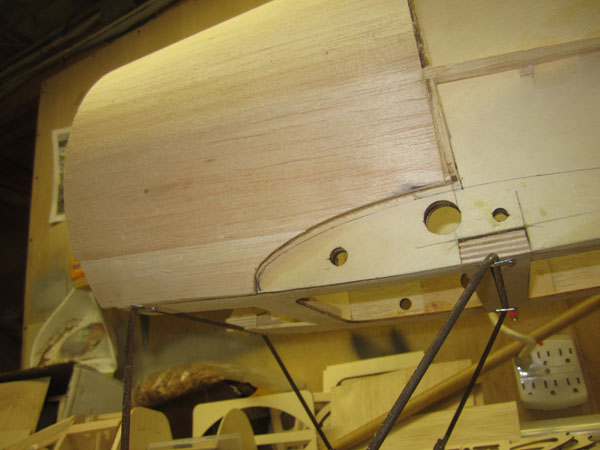 Workshop Build-Along — Sopwith Camel Part 9 — Cheek Fairings