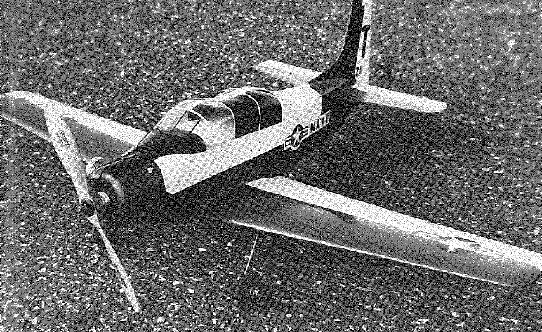 Skyraider A1-E & A1-H