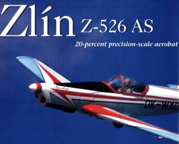 Zlin Z-526 AS