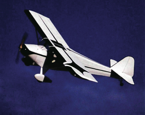 The Swick Taylorcraft