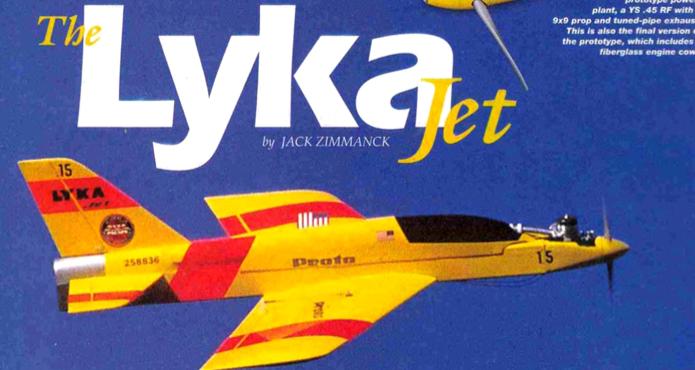 The Lyka Jet