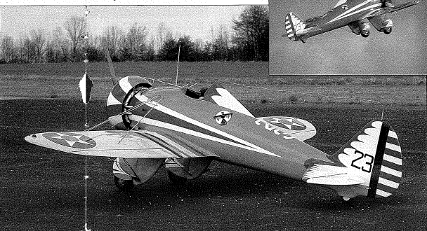 Peashooter P-26A