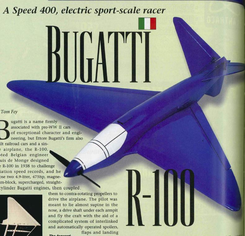 Bugatti R-100