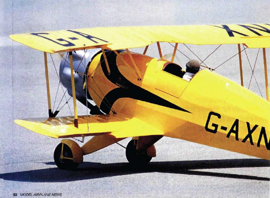 Bucker Bu-133 Jungmeister