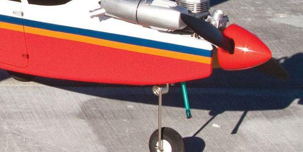 Shop Tip: Extending Landing Gear Axle Length