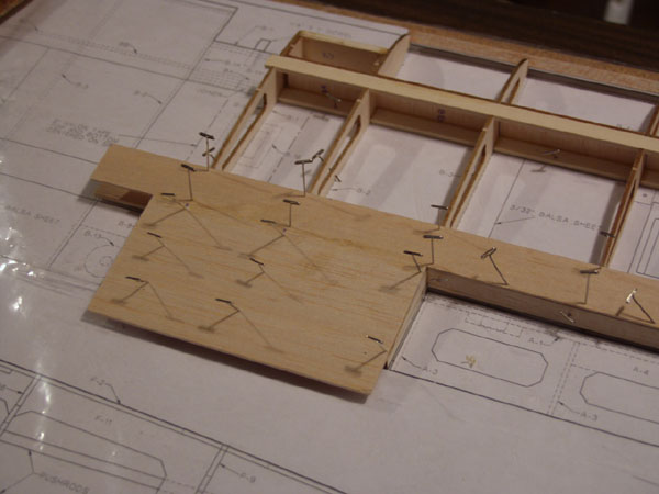 Workshop Build-Along 2: Alien Aircraft ArrowMaster Bipe — Wing Panels