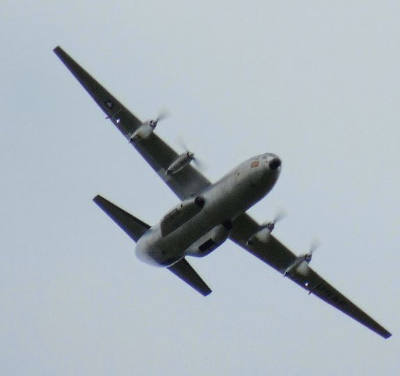 Best in Show — C-133A Cargomaster — with Flight video