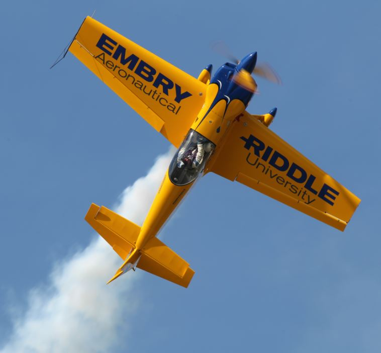 Question of the Week: Aerobatics — Who's the Best?