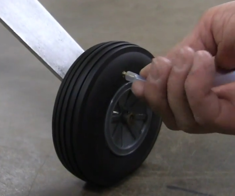 Video Tip: Proper Care of Inflatable Tires