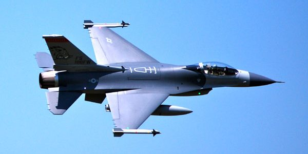 Easy Entry to Turbine Jets — F-16 Plug and Play!