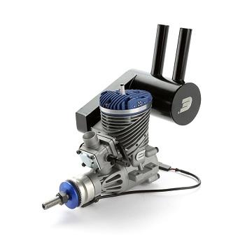 E-flite Evolution 15GX And 20GX Gas Engines With Pumped Carburetor