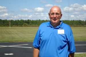 Greg Karpey CD, Coordinator and Club safety officer